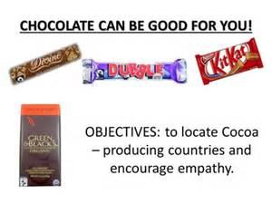 Essay on fair trade chocolate - Christ United Fellowship